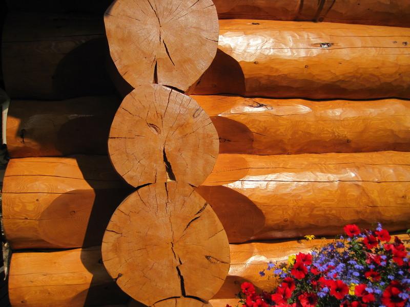 flower logs